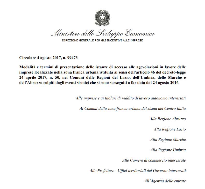 Sismico studio commercialista macerata pietrella bru for Scadenzario fiscale 2017