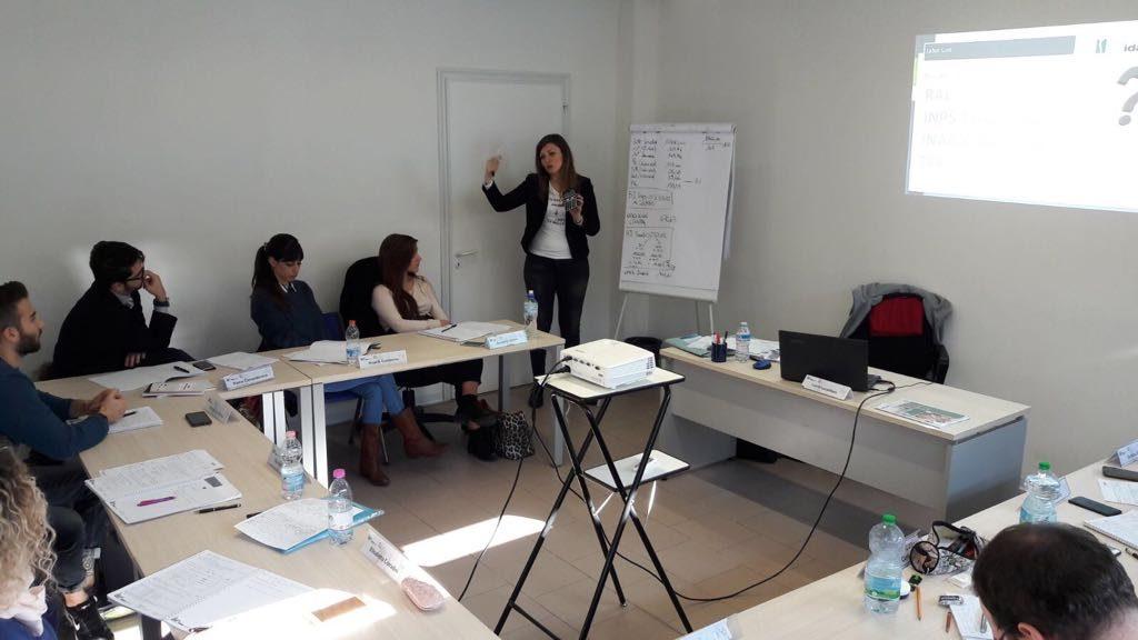 Master sida risorse umane studio commercialista for Scadenzario fiscale 2017